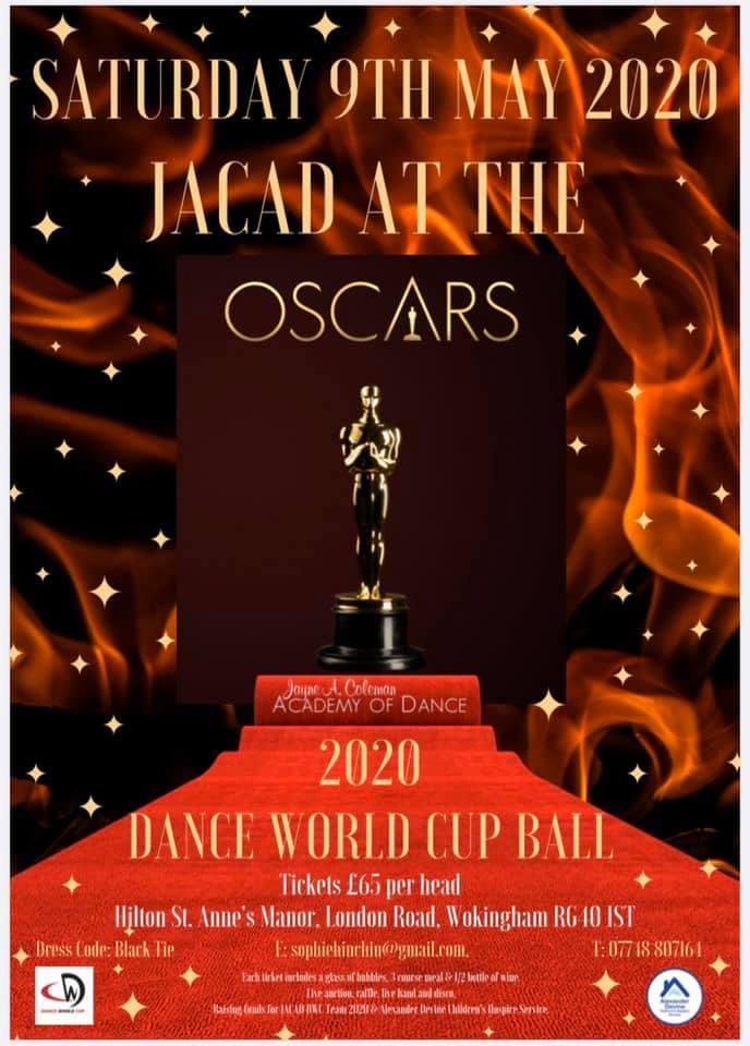 JACAD Ball Flyer